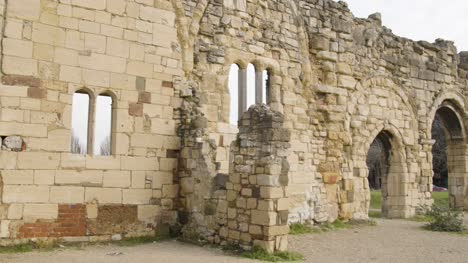 Tracking-Shot-Along-the-Ruins-of-St-Oswalds-Priory