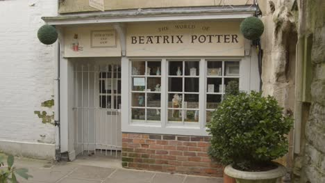 Tracking-Shot-Pulling-Away-from-Beatrix-Potter-Museum