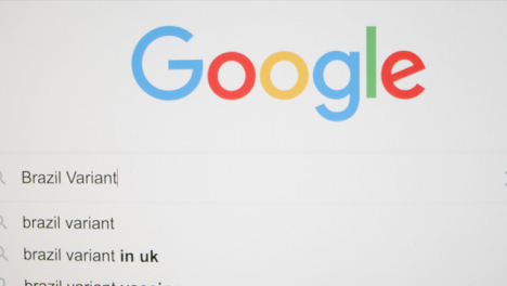 Tracking-Out-Typing-Brazil-Variant-in-Google-Search-Bar