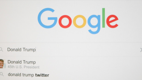 Tracking-Out-Typing-Donald-Trump-in-Google-Search-Bar