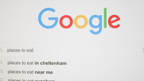 Tracking-Out-Typing-Places-to-Eat-in-Google-Search-Bar