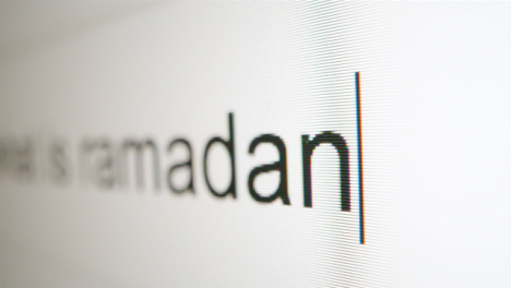 Extreme-Close-Up-Typing-What-is-Ramadan-in-Google-Search-Bar