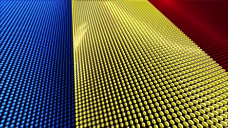 Motion-Particle-Flag-Loop-Romania