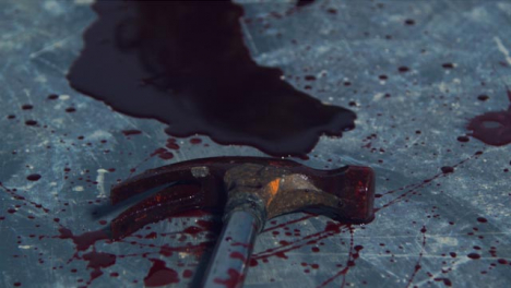 Extreme-Close-Up-Gimbal-Shot-from-Bloody-Hammer-to-Body-