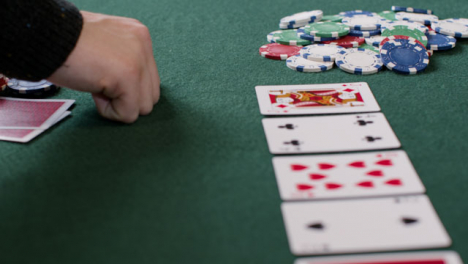 Tracking-Close-Up-Approaching-Community-Cards-as-Poker-Player-Checks