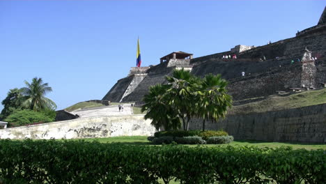 Cartagena-Colombia-Fort