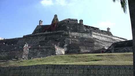 Cartagena-Colombia-historic-fort