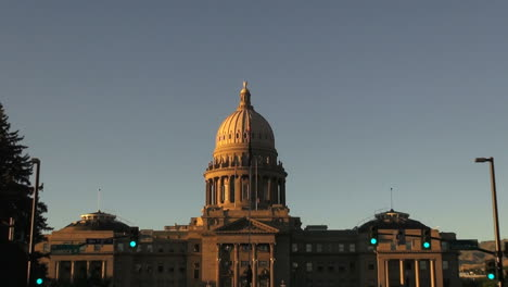 Boise-Idaho-Statehouse-zoom-from-dome