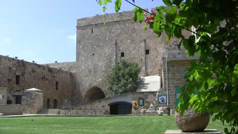 Israel-Acre-fort
