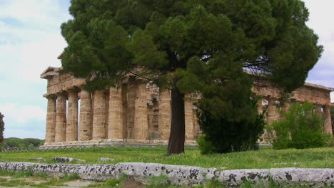 Italy-Paestum-Temple-of-Hera-II-is-also-known-as-the-Temple-of-Neptune-mov