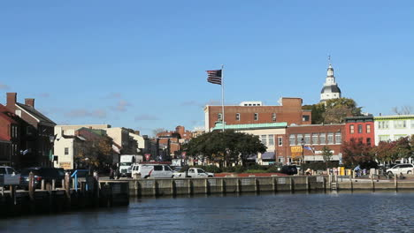Annapolis-Maryland-Waterfront