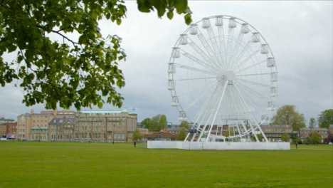 Sliding-Shot-of-City-View-Wheel-at-Parkers-Piece