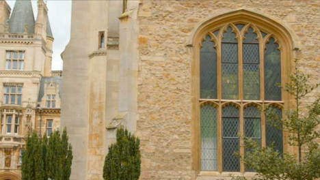 Tracking-Shot-Revealing-Gonville-and-Caius-College-Building-