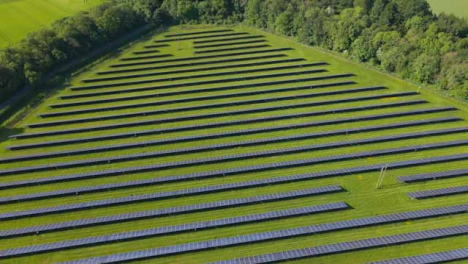 Drone-Shot-Flying-Over-Solar-Field-