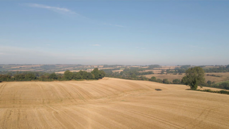 Drone-Shot-Flying-Over-Rural-Fields