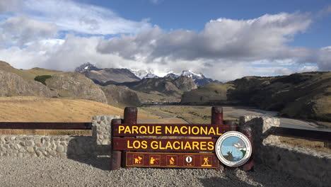 Argentina-El-Chalten-National-Park-sign