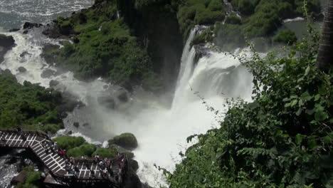 Iguazu-Falls-Argentina-steps-to-view