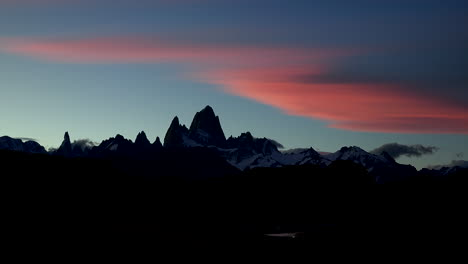 Argentina-a-cloud-after-sunset-over-Fitz-Roy
