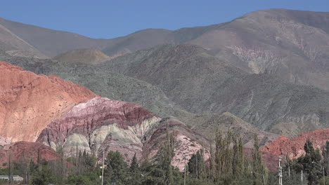 Argentina-seven-colored-hill-in-distance-pan