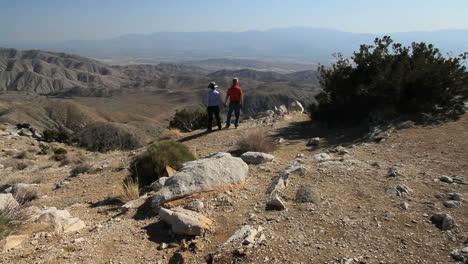 Joshua-Tree-National-Park-California-Keyes-View-with-couple