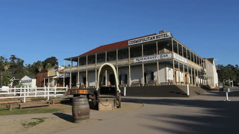 California-San-Diego-Old-Town-hotel-building