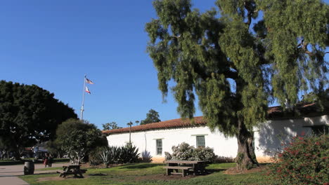California-San-Diego-Old-Town-scene-with-tree