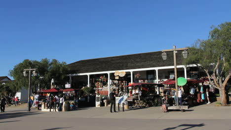 California-San-Diego-Old-Town-store-with-people