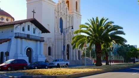 San-Francisco-California-Mission-Dolores-Iglesias-Antiguas-Y-Nuevas