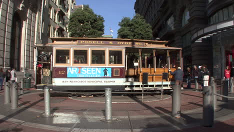 San-Francisco-California-Teleférico-Girando