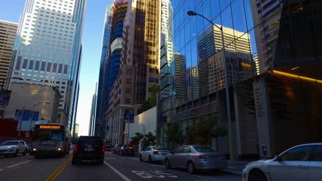 San-Francisco-California-evening-tilt-up-buildings-from-street