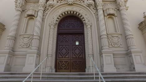 Iglesia-De-La-Misión-De-San-Francisco-California