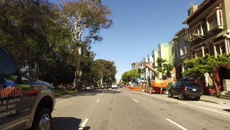 San-Francisco-California-Pasando-La-Construcción