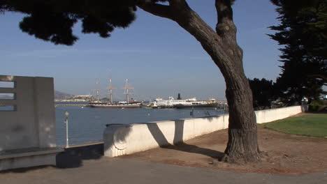 San-Francisco-California-Barcos-En-El-Puerto