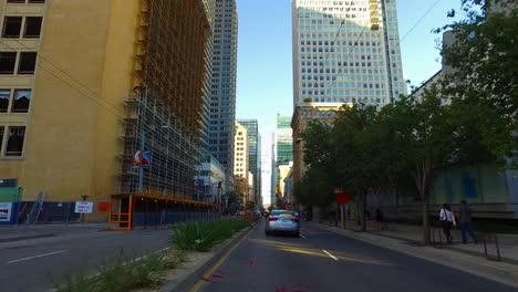 San-Francisco-California-street-past-tall-buildings