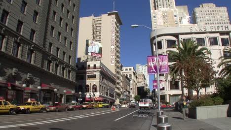 San-Francisco-California-street-scene
