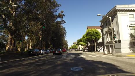 Calle-Suburbana-De-San-Francisco-California