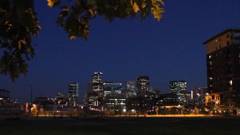 Colorado-Denver-at-night