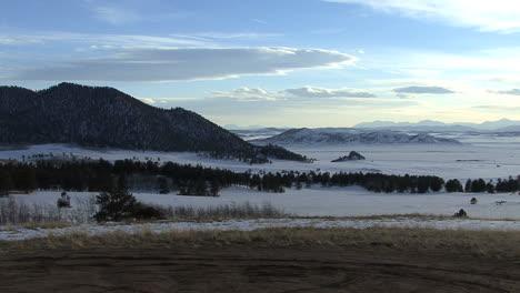 Colorado-winter-valley