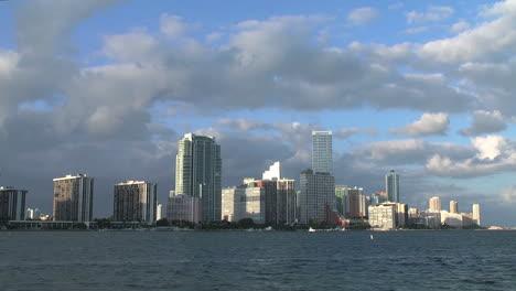 Übersicht-über-Die-Skyline-Von-Florida