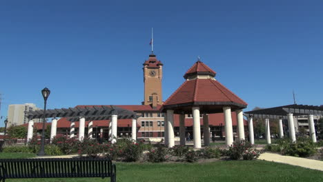 Illinois-Springfield-park