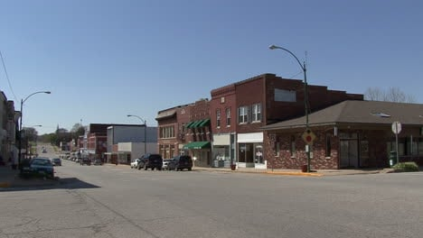 Illinois-Vandalia-downtown