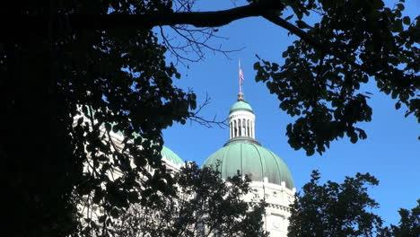 Indianapolis-Indiana-statehouse-dome