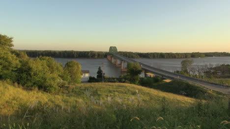 Iowa-Bridge-at-Mascatine-from-Mark-Twain-overlook