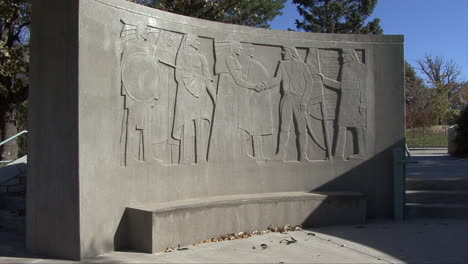 Iowa-Lewis-Y-Clark-Monumento