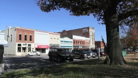 Neosho-Missouri-Platz