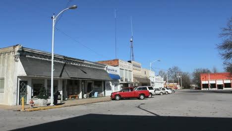 Sarcoxie-Missouri-Innenstadt