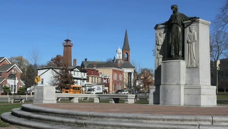 Monumento-De-Goshen-Nueva-York