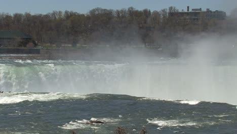 New-York-Niagara-Falls-Horseshoe-Falls-Interessante-Aussicht