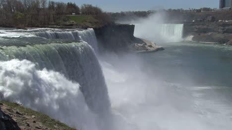 New-York-Niagara-Fällt-Dramatische-Aussicht