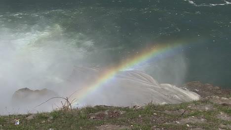New-York-Niagara-Falls-with-rainbow